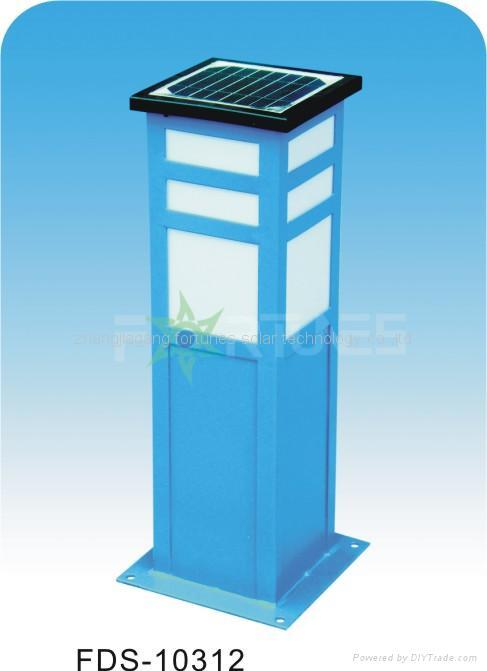 FDS-10312 solar garden light