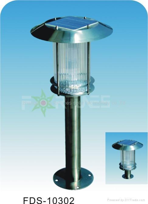 FDS-10302 solar garden light