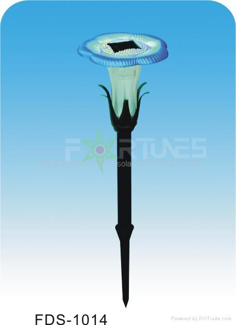 FDS-1014 solar garden light