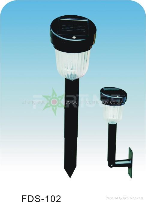 FDS-102 solar garden light
