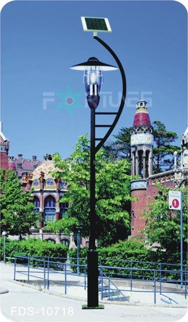 FDS-10718 solar street light