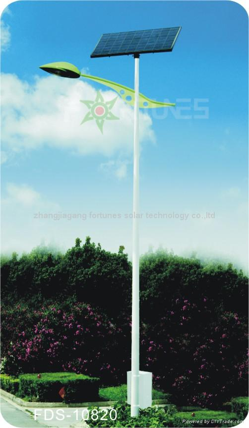 FDS-10820 solar road light