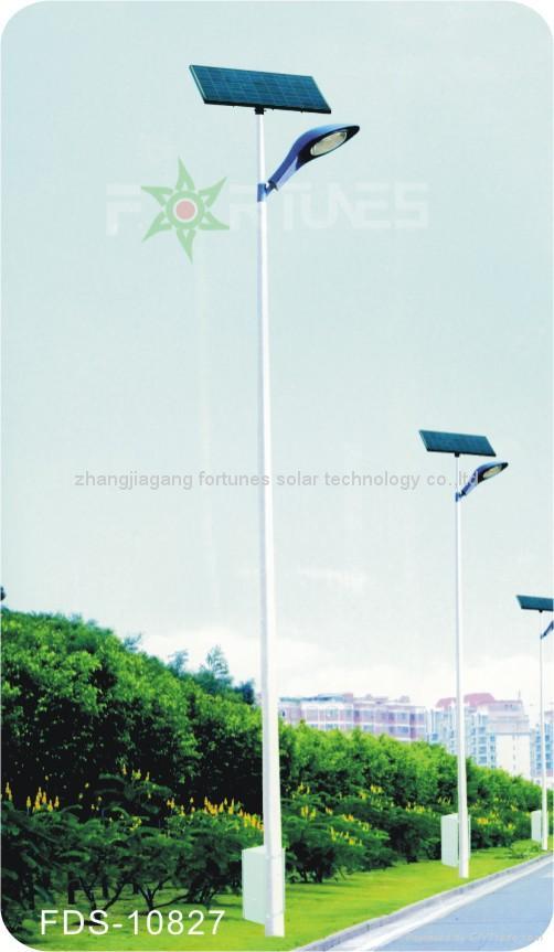 FDS-10827 solar road light