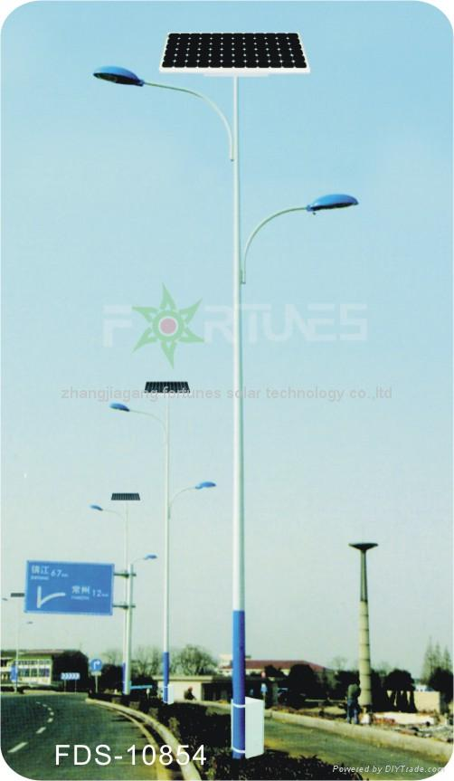 FDS-10854 solar road light