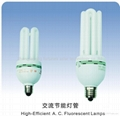 High-Efficient A.C. Fluorescent Lamps