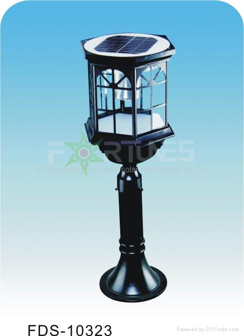 FDS-10323   solar garden light