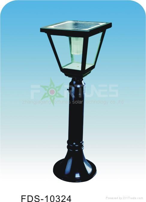 FDS-10324 solar garden light