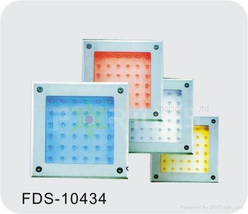 FDS-10434 solar groundlight