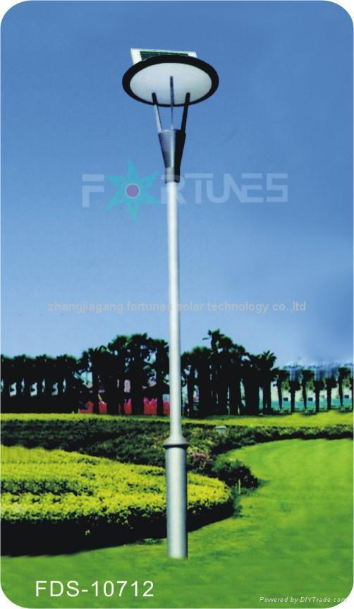 FDS-10712 solar street light