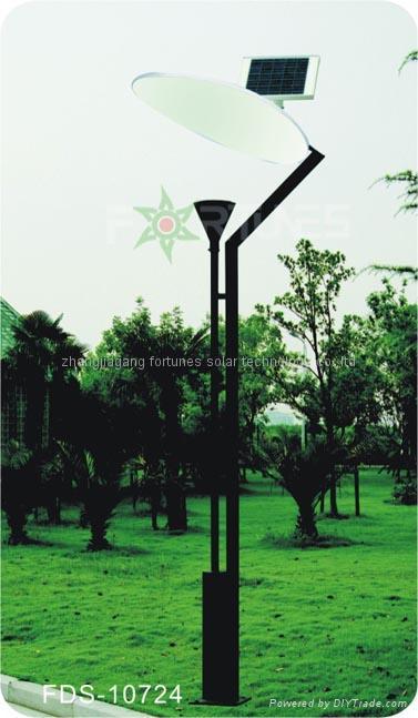 FDS-10724  solar street light