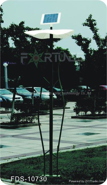FDS-10730  solar street light