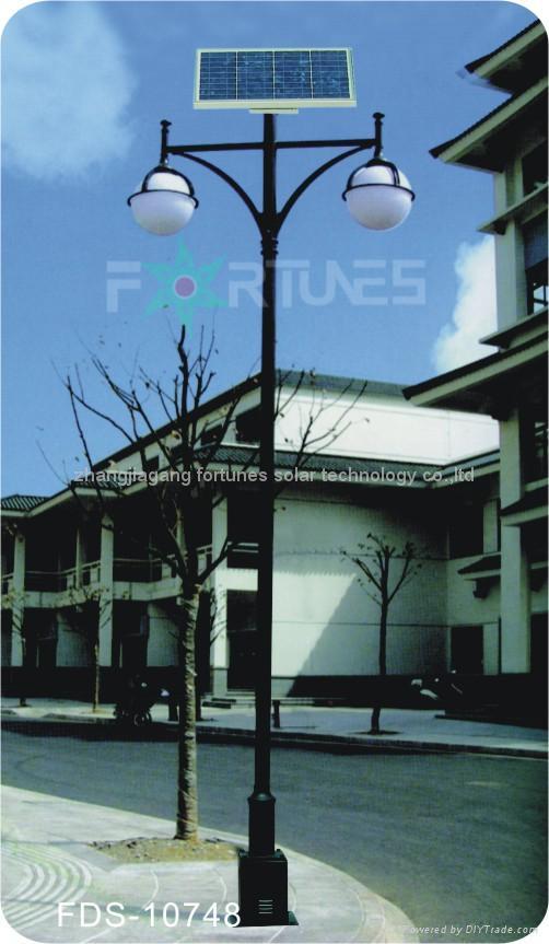 FDS-10748 solar street light