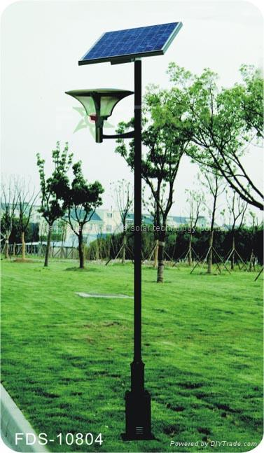 FDS-10804  solar road light