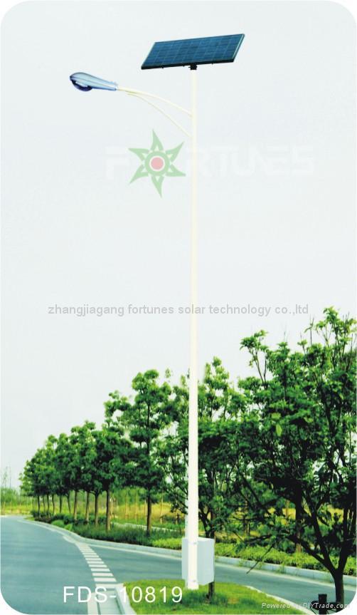 FDS-10819 solar road light