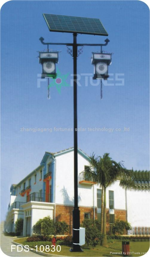 FDS-10830 solar road light