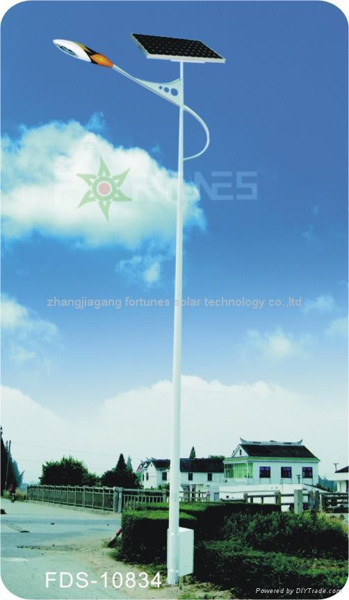 太陽能路燈 FDS-10834