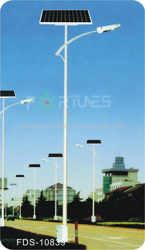 FDS-10839 solar road light