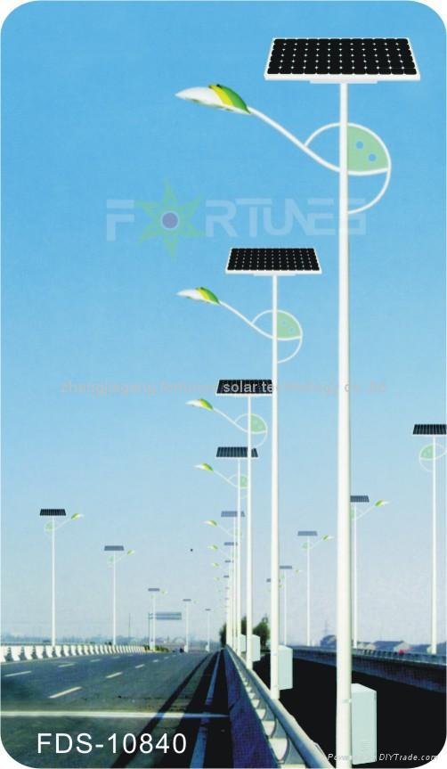 FDS-10840 solar road light