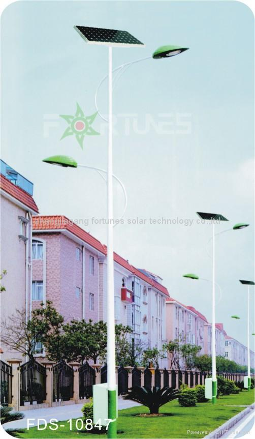 FDS-10847 solar road light