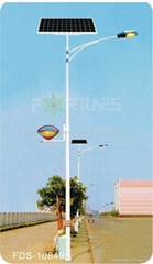 FDS-10849 solar road light