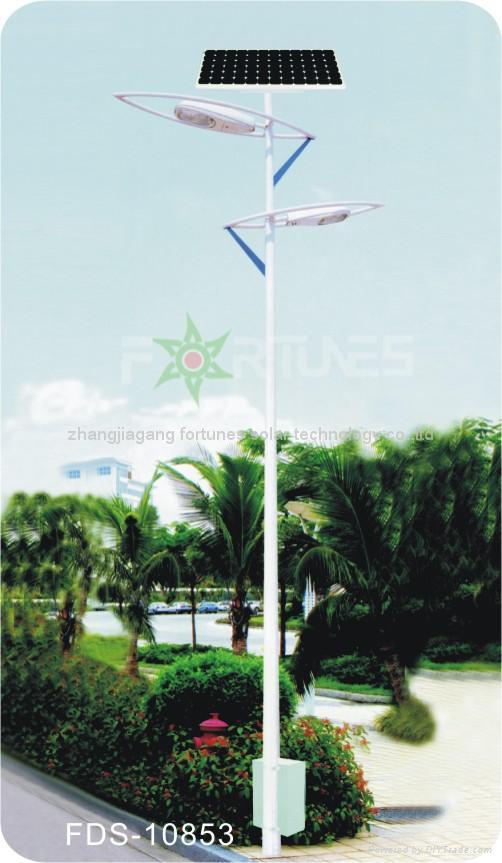 FDS-10853 solar road light