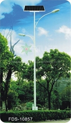FDS-10857 solar road light