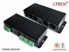 LT-123 DMX Signal Amplifier /LED CONTROLLER