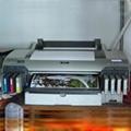 PU皮革  數碼印花機 3