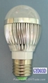 LED bulb light 4