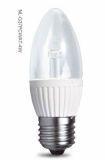high power 4W E27  led candle bulb