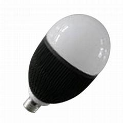 dimmable Epistar leds chip  9W E27 LED Bulb