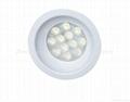Ceiling recessed LED spotlight