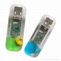 Hot!!!OEM Liquid USB Flash Memory