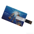 Hot Sell Credit Card USB Flash Disk 3