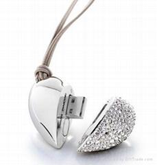 Popular Jewelry USB 2.0 Memory Drive