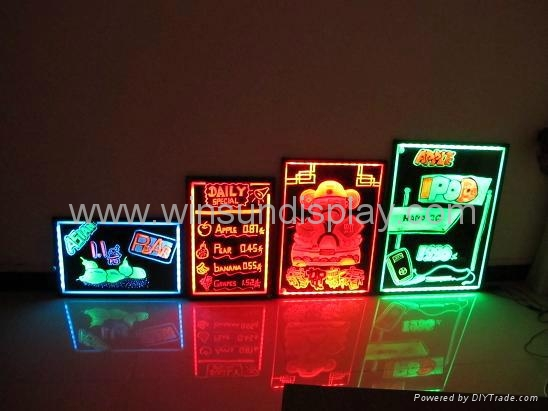 2012 HOT sale led advertising board 1