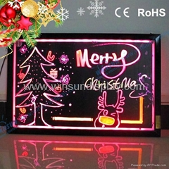flashing led board with CE and RoHS certificates