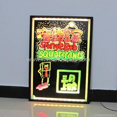 2012 new electronic products led writing boards