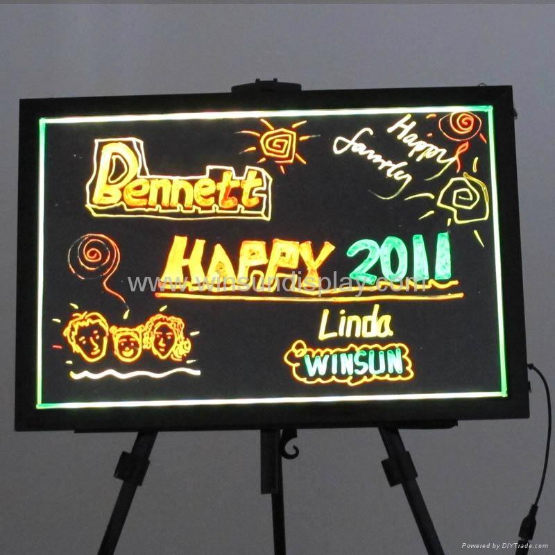 Portable LED Message Board 5