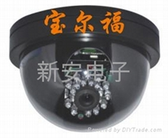 自动录像存储摄像头可以无灯光