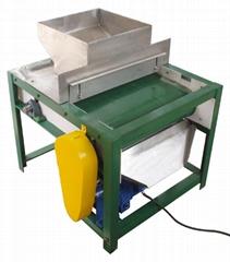 磁滚筒式输送带除铁器
