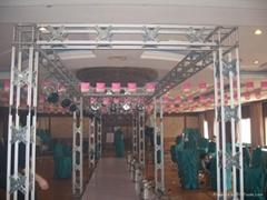 桁架搭建/展台设计/桁架租赁/蝶形展示架/展览展示器材