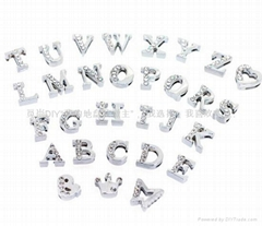 廠家直銷DIY英文字母配件