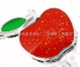 廠家直銷DIY配件(彩油蘋果紅) 1