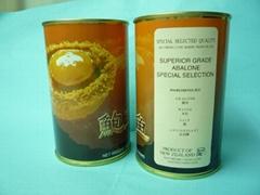 包旺牌 (紐西蘭罐頭鮑) 1.5頭 (425克)