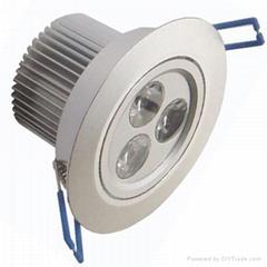 LED天花灯 3W