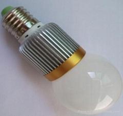 led球泡灯 3W