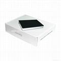 Smoke detector security wireless alarm system control panel 2