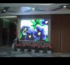 戶外全彩色LED屏幕價格模塊結構