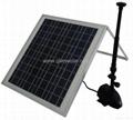High Power Solar Water Pump